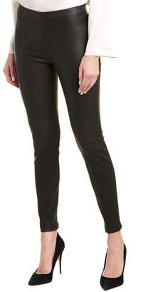 Vince Leather Zip Legging