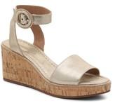 Bernardo Luxury Kelly Wedge Sandal