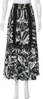 Marc Jacobs Embellished Printed Skirt w/ Tags