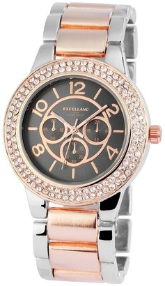 Excellanc Women's Quartz Watch with Different Materials 152841500025