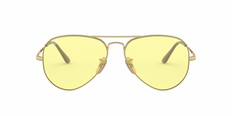Ray-Ban RB3689 Metal II Evolve Photochromic Polarized Aviator Sunglasses