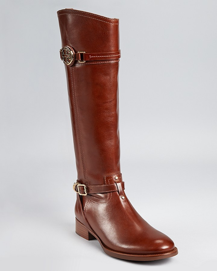 Tory Burch Riding Boots - Calista