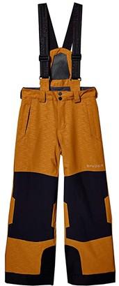 Spyder Liam Pants (Big Kids) (Linear Emboss Toast) Boy's Casual Pants