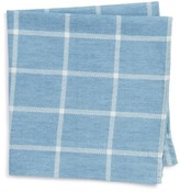 Nordstrom Men's Sergi Check Cotton Pocket Square
