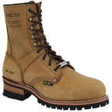"AdTec Men's 1740 9"" Steel Toe Logger Boot"