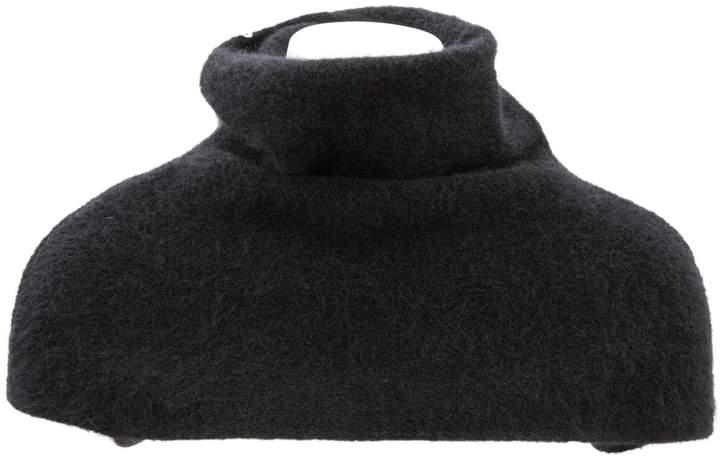 Maison Margiela Wool scarf & pocket square