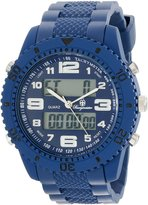Burgmeister Men's BM900-033 Military Analog-Digital Watch