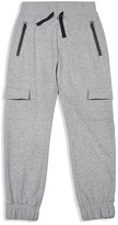 7 For All Mankind 7 for All Man Kind Boys' Fleece Cargo Joggers - Sizes 4-7