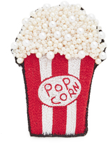 Huda Al Nuaimi Pearl Popcorn Pin