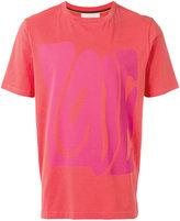Paul Smith love print T-shirt - men - Cotton - L