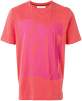 Paul Smith love print T-shirt - men - Cotton - S
