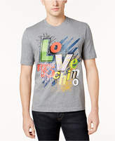 Love Moschino Men's Logo-Print T-Shirt