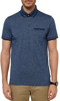 Ted Baker Sabino Oxford Regular Fit Polo