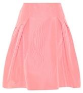 Carolina Herrera Party Silk Skirt
