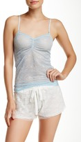 Joe's Jeans Sheer Lace Cami - Pack of 2