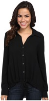 Karen Kane Midtown Tie Up Shirt