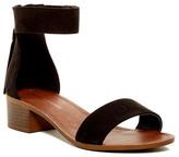 Rock & Candy Nancie Fringe Ankle Strap Sandal