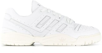 adidas Perforated Lace-Up Sneakers