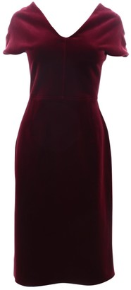 Emilio De La Morena Red Dress for Women