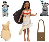 Disney Pocahontas Figure Fashion Set