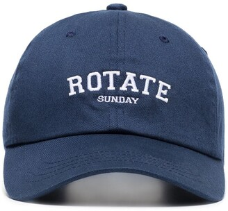 Rotate by Birger Christensen Embroidered Logo Baseball Cap