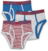 Jockey Boys 8 to 20 Pack of Three Assorted Briefs