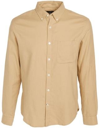 Club Monaco Long Sleeve Brushed Flannel Shirt