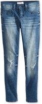 Jessica Simpson Distressed Skinny Jeans, Big Girls (7-16)