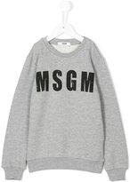 MSGM branded sweater