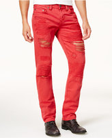 True Religion Men's Slim-Fit Ripped Jeans