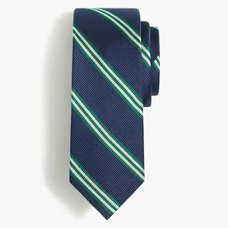 J.Crew Striped tie