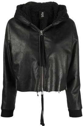 Thom Krom Zipped Hooded Jacket