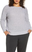 Eileen Fisher Organic Linen & Cotton Sweater