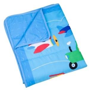 Wildkin Wildkin's Baby Trains, Planes, Trucks 3 Pc Bed in A Bag Bedding