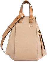 Loewe Hammock Two-Tone Leather Bag