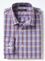 Banana Republic Camden-Fit Non-Iron Stretch Check Shirt