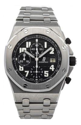Audemars Piguet Royal Oak Offshore Black Steel Watches