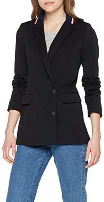 Tommy Hilfiger Women's Miranda Db Blazer Plain Suit Jacket,8 (Manufacturer Size: 38)