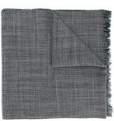 Maison Margiela checked scarf