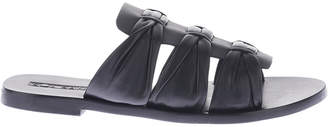 Sol Sana Flora Leather Sandal