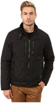 Kenneth Cole Reaction Polyfill Rider's Jacket