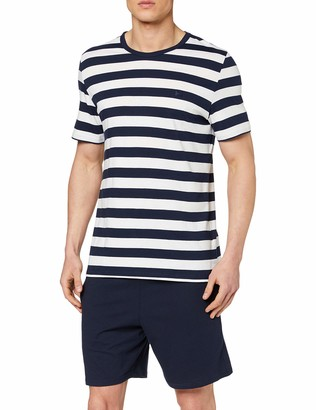 Hom Men's Pavillon Short Sleepwear Pajama Set