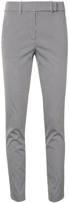 Paule Ka High-Waisted Cropped Trousers