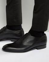 HUGO BOSS Hugo By Dressapp Textured Oxford Shoes