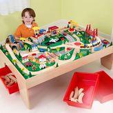 Kid Kraft Waterfall Mountain Train Set & Table