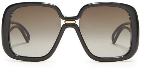 2c11d61f76 Black Sunglasses Metal Sides - ShopStyle UK