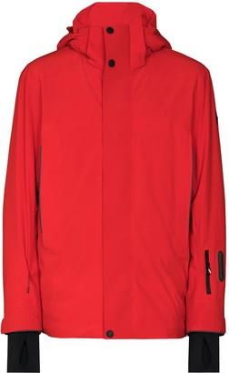 MONCLER GRENOBLE Hooded Ski Jacket