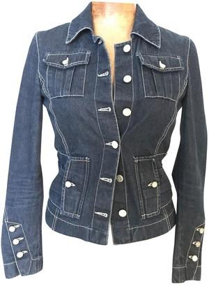 JC de CASTELBAJAC Blue Denim - Jeans Jacket for Women