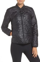 Nike Women's Quilted Down Bomber Jacket