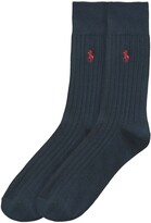 Polo Ralph Lauren Pack of 2 Pairs of Crew Socks